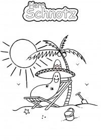 Urlaub malvorlage  Malvorlagen